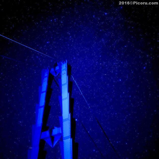 星空撮影を始めてやってみた!難しい〜明日にでもパソコンに取り込みます。また行こうっと!楽しいですな!しかし寒い^_^#星空撮影#α7iii